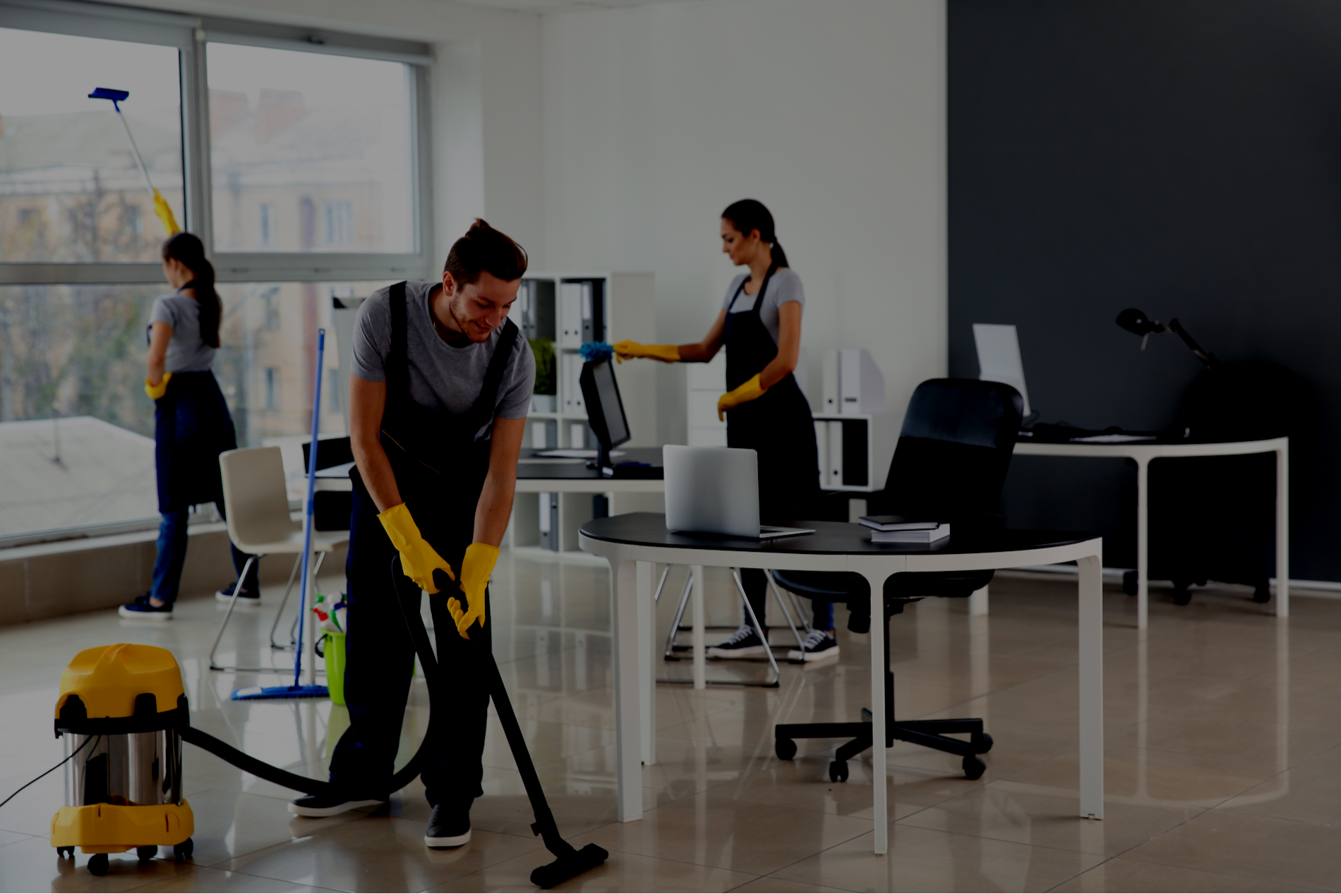 Customized Commercial Cleaning Solutions